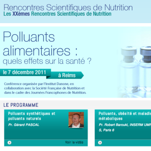 Rencontre scientifique